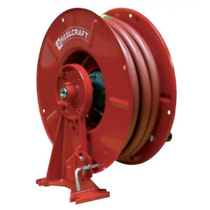 Reelcraft Pwhc86000 h 3 8 X 150 5000 Psi Pressure Wash Reel Without Hose