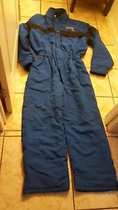 Workrite Fr Flame Resistant Coverall Insulated Winter Xx Large l Nomex Htc 4