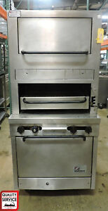 Southbend 32 40c Commercial Upright Radiant Broiler