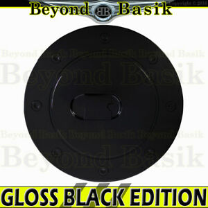 For 2007 11 12 13 14 15 16 17 18 2019 Toyota Tundra Gloss Black Gas Door Cover