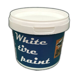 White Wall Tire Paint 250ml