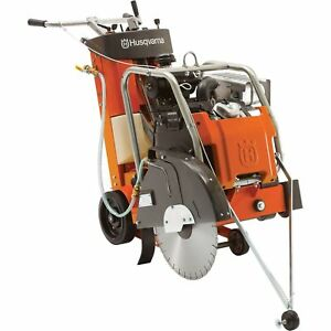 Husqvarna Fs513 Walk Behind Saw Self Propelled 20 Authorized Distributor
