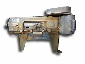 King Canada Kc 128c 5 X 6 Metal Cutting Band Saw
