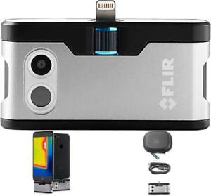 Flir One Thermal Imaging Camera Compatible All Ios Iphone X Iphone 8 Iphone 7 6