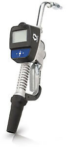 Graco 256282 Matrix Electronic Meter With Rigid Extension 5 Gpm Or Less Oil