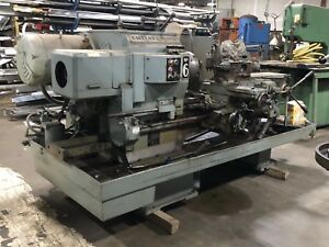 Bardons Oliver Metal Lathe No 6 Metalworking Located In Ct See Others