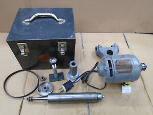 A883 Dumore 5g Lathe Tool Post Grinder Kit 115v Southbend 13 Others Read Ad
