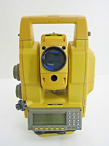 Topcon Gts 802a Robotic Total Station For Surveying 1 Month Warranty
