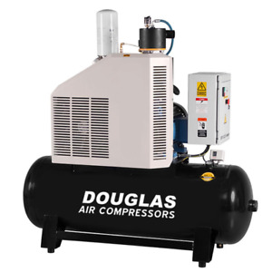 25hp Rotary Screw Air Compressor Dsrp 3025 Compact Free Shipping See Description