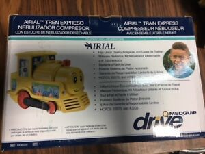 Drive Airial Express Train Compressor Nebulizer