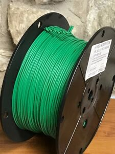 1000 Ft Underground Pet Fence Wire 16awg Solid Green 30 Mil Jacket made In Usa