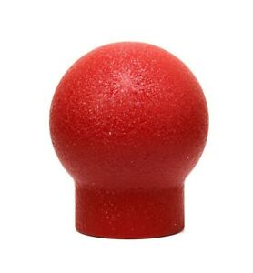 Shift Solutions Wrinkle Red 650 Grams Weighted Shift Knob 12x1 25mm Shifter