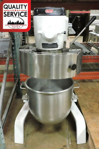 Berkel blakeslee F30 Commercial 30 Qt Planetary Mixer With 2 Attachments