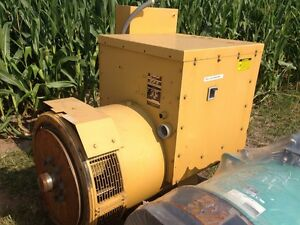 Sr4 Cat Generator End 500 Kw Low Hours Take Off Good Used