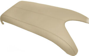 Acura Rdx Center Console Armrest Real Leather Cover Beige For 07 12