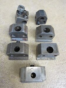 Deal Hardinge C19 Boring Tool Holder 6 Similar Holders Second Op Chucker