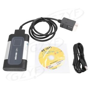 Professional Auto Car Bluetooth Tcs Cdp Pro Plus Autocom Obd2 Diagnostic Device