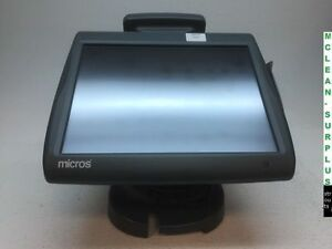 Micros Workstation 5a System Unite Free Shipping