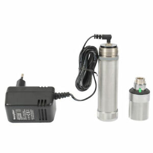 71062 Welch Allyn Rechargable Handle 3 5v With Ni cd Battery Charger