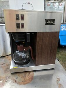 Bunn Coffee Brewer Vpr W g Wood Grain 2 Warmer 120 Volts
