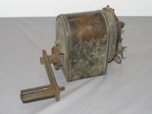 Vintage Kw Model T 4 Cylinder Magneto Tractor Motorcycle Hit Miss Gas Engine
