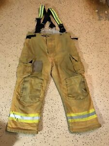 Fire Dex Firefighter Suits Fire Turnout Pants Bunker Gear 44 30 02 2008