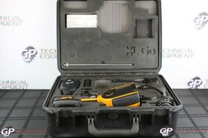 Ge Inspection Everest Vit Xl Go Videoscope 6mm 5m Flaw Detector Ndt Geit Iplex