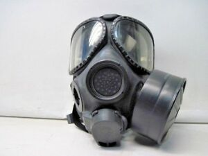 3m Full Facepiece Mask Dual Port Respirator Medium large Fr m40 W Water Adapter