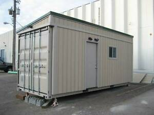 20 Ft Shipping Container Home 160 Sqft Brand New Bunk House Cabin Garage