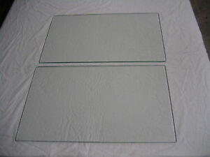 1930 1931 Ford Model A Truck Door Glass Clear