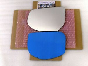 D476l Mirror Glass For 2013 16 Cadillac Xts Driver Side View Left Lh L adhesive