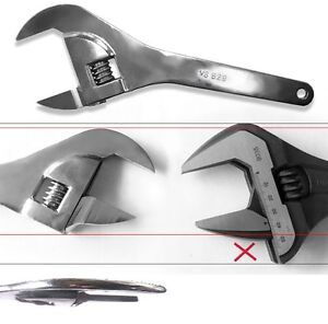 V8 629 Super Thin Adjustable Service Wrench For Automotive And Hydraulics