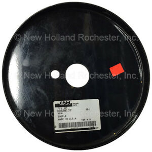 New Holland Shield Part 86628107 For Round Balers Br740 Br750 Br770 Br780 688