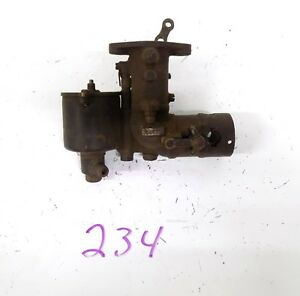 Antique Zenith Carburetor Model T4 Buick Chevrolet Chrysler Ford