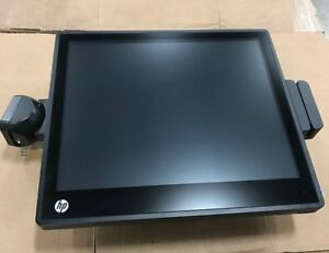Hp Rp7800 17 Pos Terminal W i3 Processor 4gb Ram 160gb Hd Msr No Stand