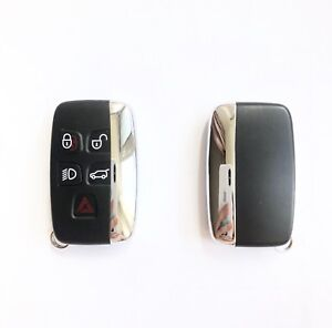4 1 Button Smart Remote Key Keyless Land Range Rover Sport Lr4 315mhz Pcf7953