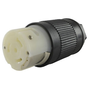Conntek 60731 Ss2 50r Rv Replacement 50 Amp 125 250v Locking Female Connector