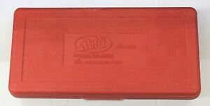 Atd 8 Piece Fuel And Transmission Line Disconnect Tool Set Case 3400
