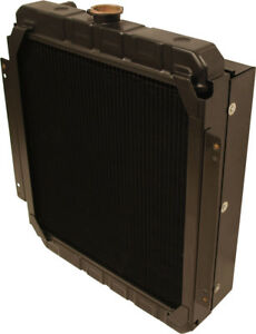 42035548 Radiator For Owatonna 920 930 930a 940 Skid Steer Loaders