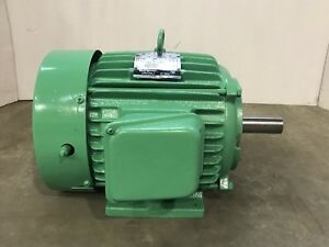 3 Hp Westinghouse Motor Three Phase 213t 1170 Rpm