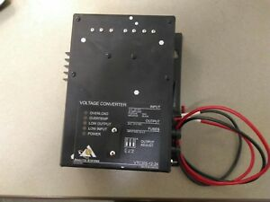 Analytic Systems Vtc305 12 24 Step up Converter Dc dc Changes 12vdc Up To 24vdc