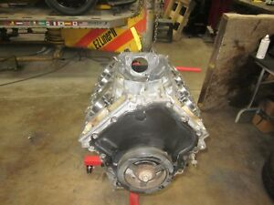 06 11 Cadillac Dts Short Block Engine 4 6l Vin Y 8th Digit Fits
