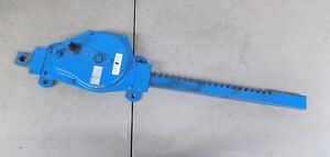 Pfaff Silberlau Spur Gear Wall Mounted Rack Pinion Jack 3000 Kg