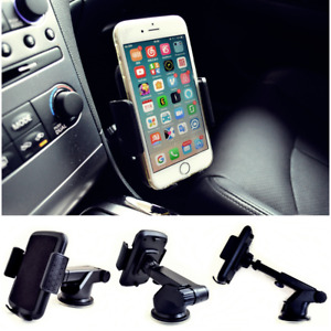 360 Car Dashboard Windshield Mount Phone Holder For Apple Iphone 6s 7 8 Plus X