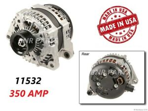 350 Amp 11532 Alternator Lincoln Mark Lt Ford F150 5 0l High Performance Hd Usa