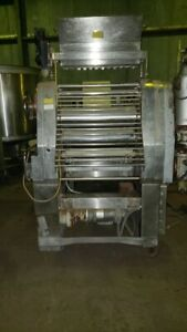 Rondo Quinto Head Dough Sheeter Industrial Pastry Machine