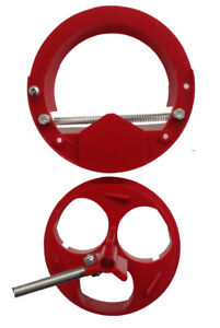 Vending Machine Capsule Toy Parts Capsule Toy Wheel For Eagle Oak red