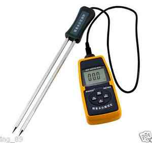 New Md7822 Digital Wheat Paddy Rice And Corn Grain Moisture Meter Tester 2 30