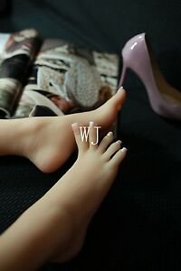 Lifelike Top Quality Silicone Mannequin Feet Clones Arbitrarily Bent posed soft