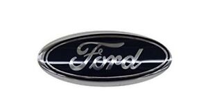 2006 2016 Ford Front Grille Blue Ford Oval Emblem Escape Taurus Fusion Focus Oem